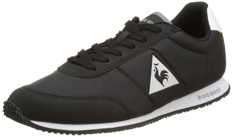 on sale 6f352 4244f Le Coq Sportif Unisex-Erwachsene Racerone Sneaker 40 EU Schwarz  (Black Optical White) - sommerprogramme.de