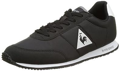 35cf279cc68 Le Coq Sportif Racerone - Sneakers Basses - Mixte Adulte - Noir  (Black Optical