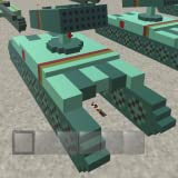 Pixel Tanks War