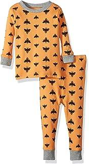 dfc324fd57c6 Amazon.com  Burt s Bees Baby - Baby Girls  Sleeper Pajamas