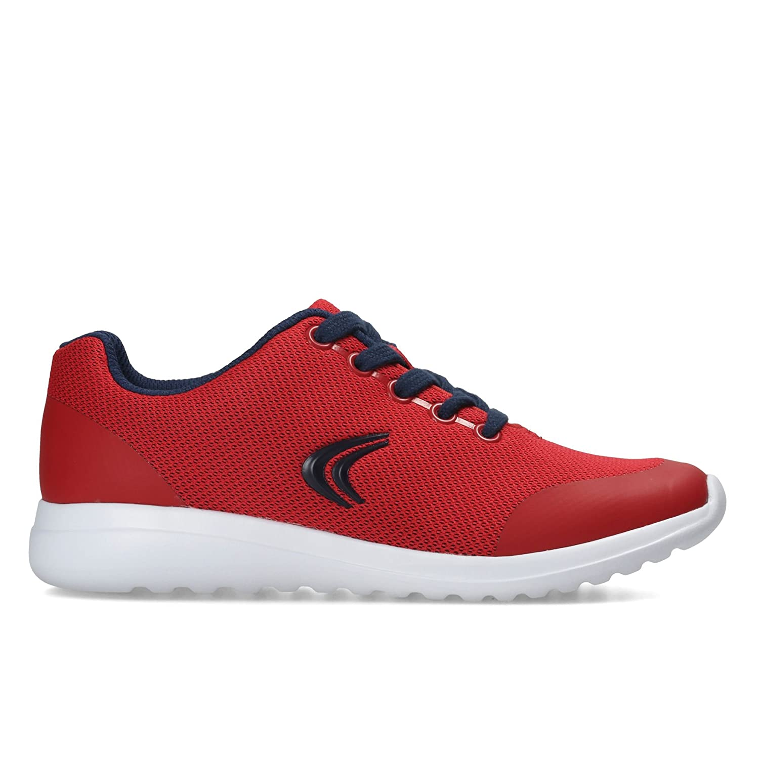 Clarks Red Sprint Free Jnr, Chaussures de ville Chaussures à lacets pour pour femme rouge Red - 9694401 - fast-weightloss-diet.space