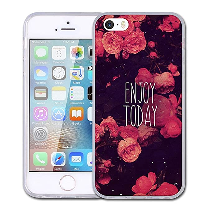 Iphone 5 Case Iphone 5s Case Iphone Se Case Khkj Amazon In Electronics