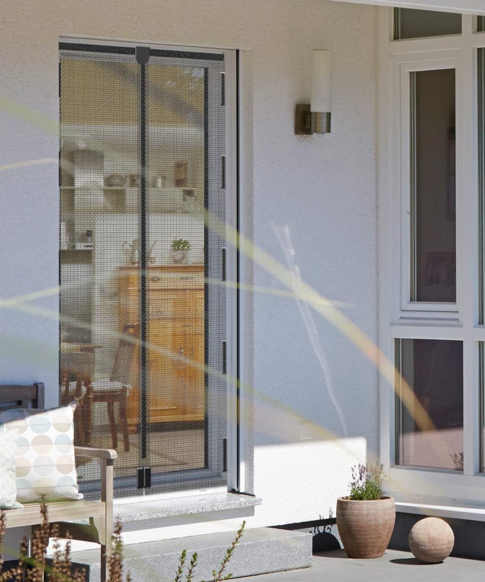 AcseGery Magnet Fliegengitter T/ür Insektenschutz und balkont/ür insektenschutz 90 * 210, Gl/ücklicher Vogelk/äfig
