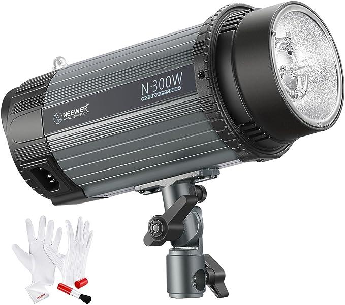 Neewer 300W 5600K Photo Studio Strobe