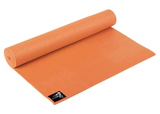 199 opinioni per Yogistar Basic Materassino da Yoga, Arancione (Mango)
