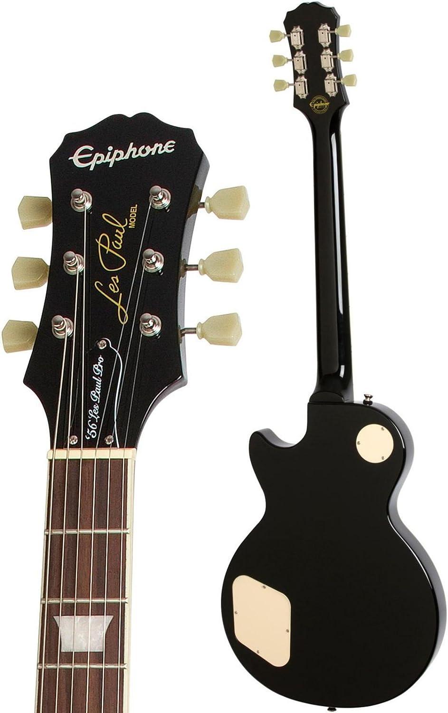 Epiphone 1956 Les Paul Standard Pro EB · Guitarra eléctrica: Amazon.es: Instrumentos musicales