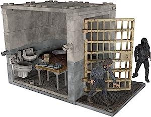 McFarlane Toys Construction Sets- The Walking Dead TV Lower Prison Cell Set