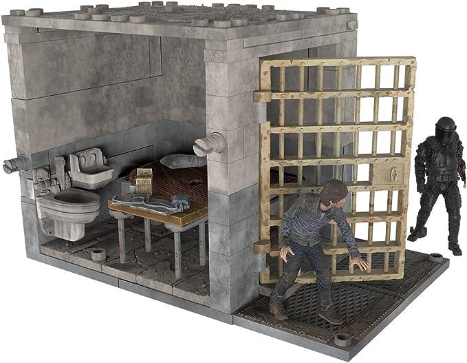 NEW TV SERIES WALKING DEAD MAGGIE GREEN MINI BUILDING BLOCK USA SELLER