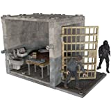 The Walking Dead Lower Prison Cell Building Set