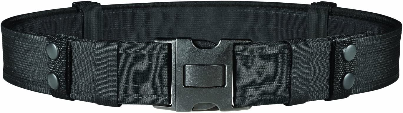 Bianchi Patroltek 8300 Black Web Duty Belt Kit