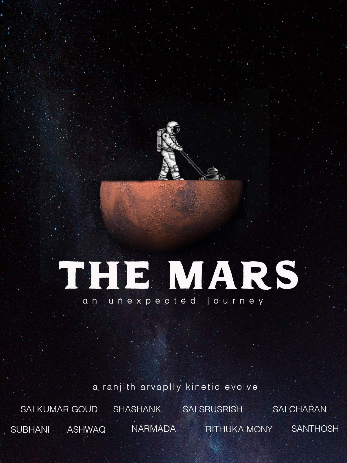 Mars on Amazon Prime Video UK