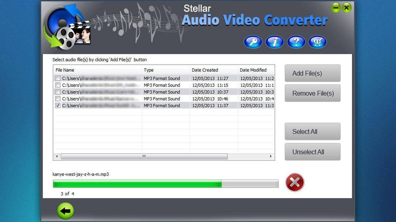Stellar Audio Video Converter [Download]