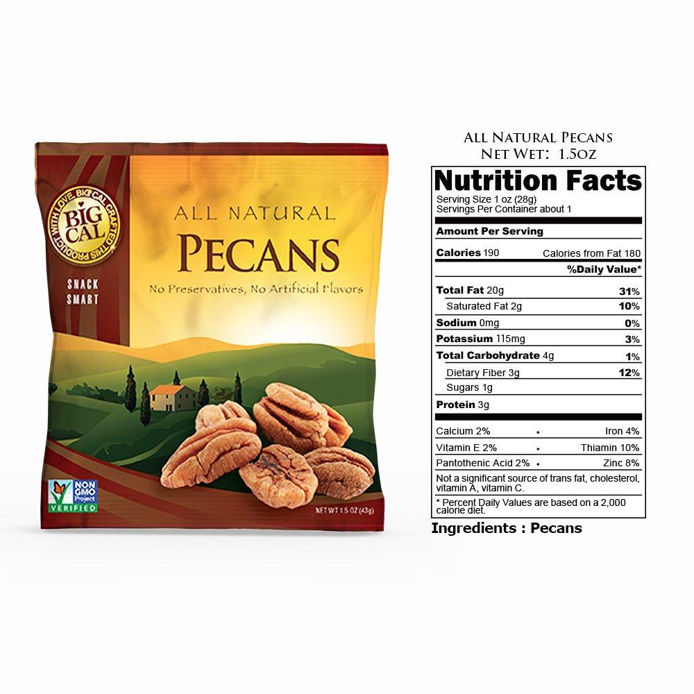 Snacks completamente saludables y naturales, de Big Cal ...