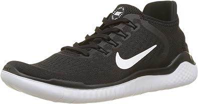 Nike Free RN 2018, Zapatillas de Running para Hombre, Azul (Blue Spark/Blue Spark/Green Glow), 47 EU: Amazon.es: Zapatos y complementos