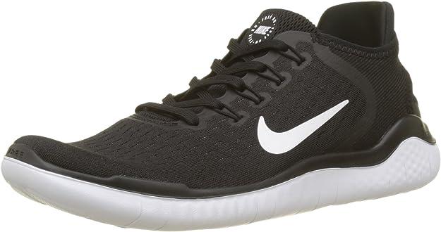 Nike Free RN 2018, Zapatillas de Running para Mujer, Azul (Blue Spark/Blue Spark/Green Glow), 47 EU: Amazon.es: Zapatos y complementos