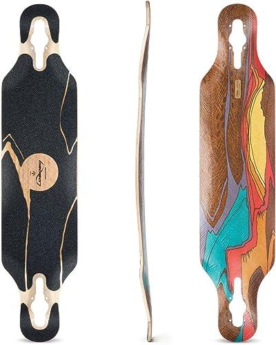 Loaded Boards Icarus Bamboo Longboard skateboard