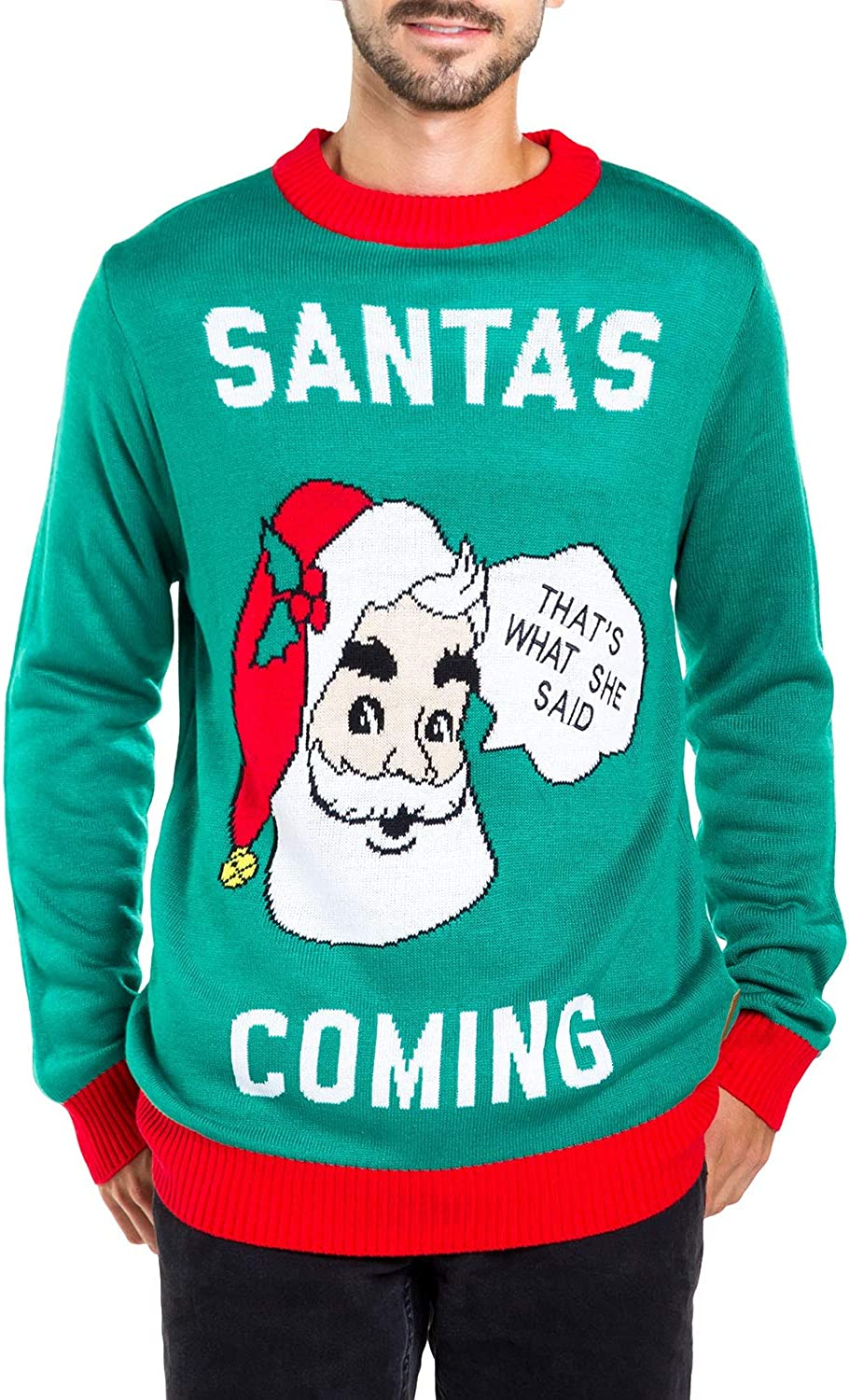 Thats Where My Stuff is Ugly Christmas T-Shirt