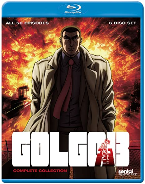 Golgo 13: Complete Collection Edizione: Stati Uniti Reino Unido Blu-ray: Amazon.es: Golgo 13: Cine y Series TV