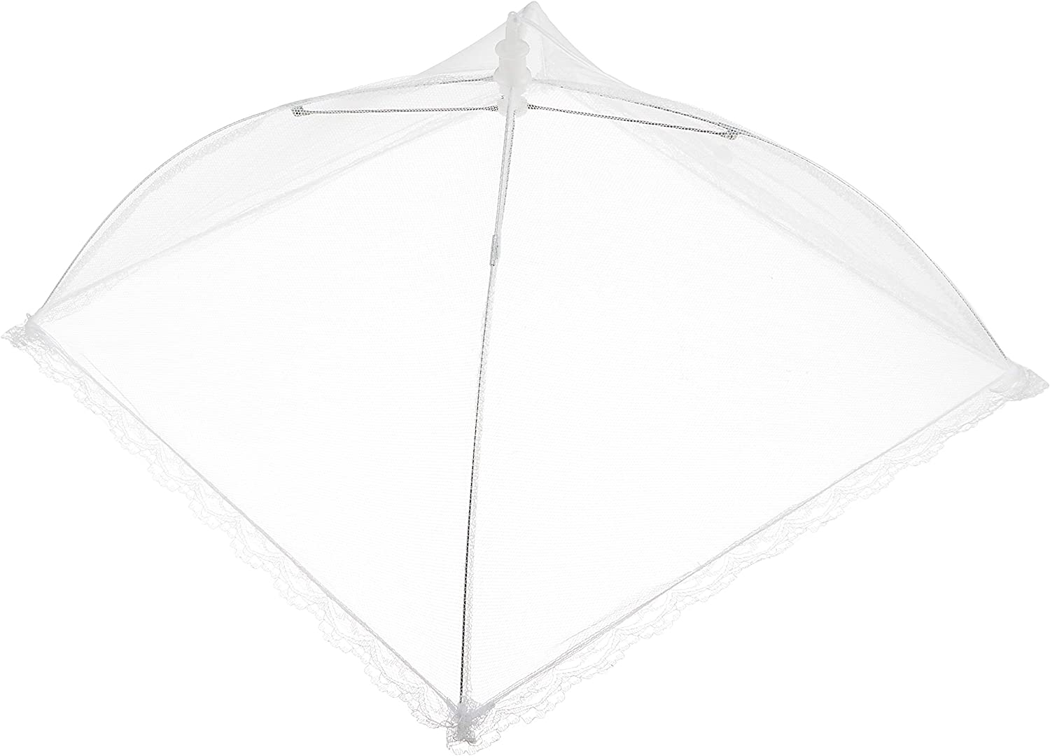 Outdoor Tabletop Square Food Cover, 16
