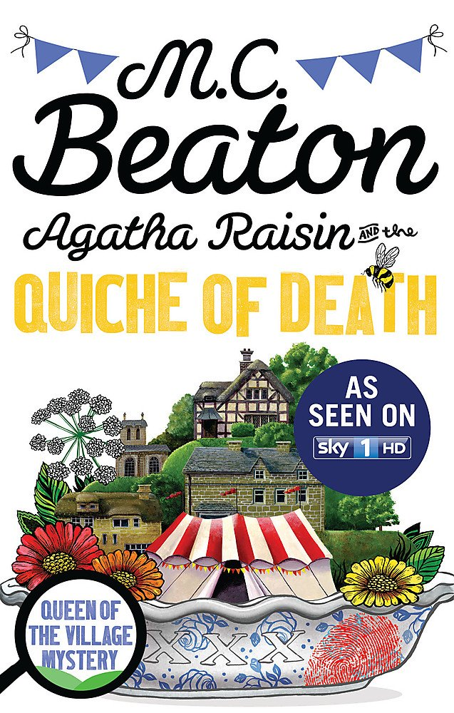 Agatha Raisin and the Quiche of Death ebook