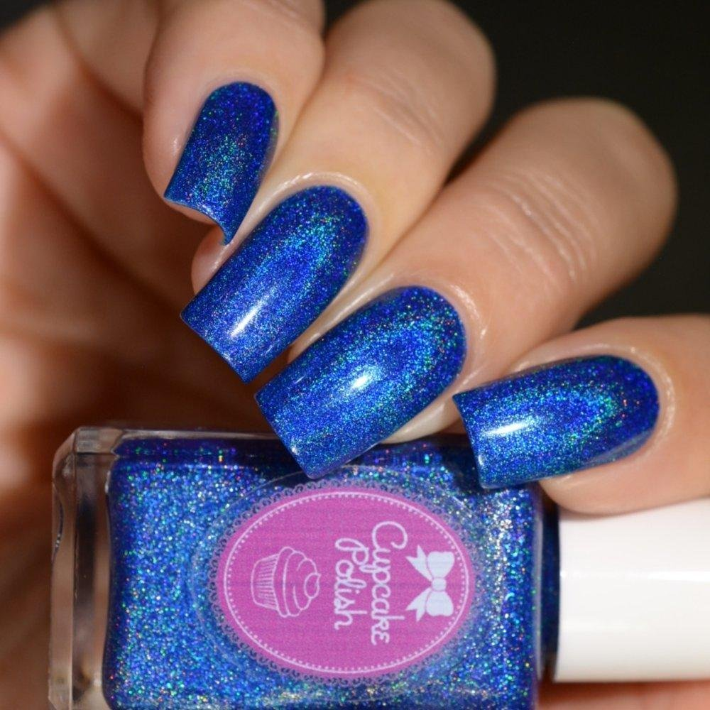 Fringe Benefits - holographic nail polish by Cupcake Polish