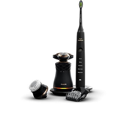 Philips IconiQ Special Edition S8880/68 - Afeitadora y cepillo de dientes sónico