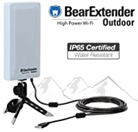 BearExtender Outdoor RV Wi-Fi Booster