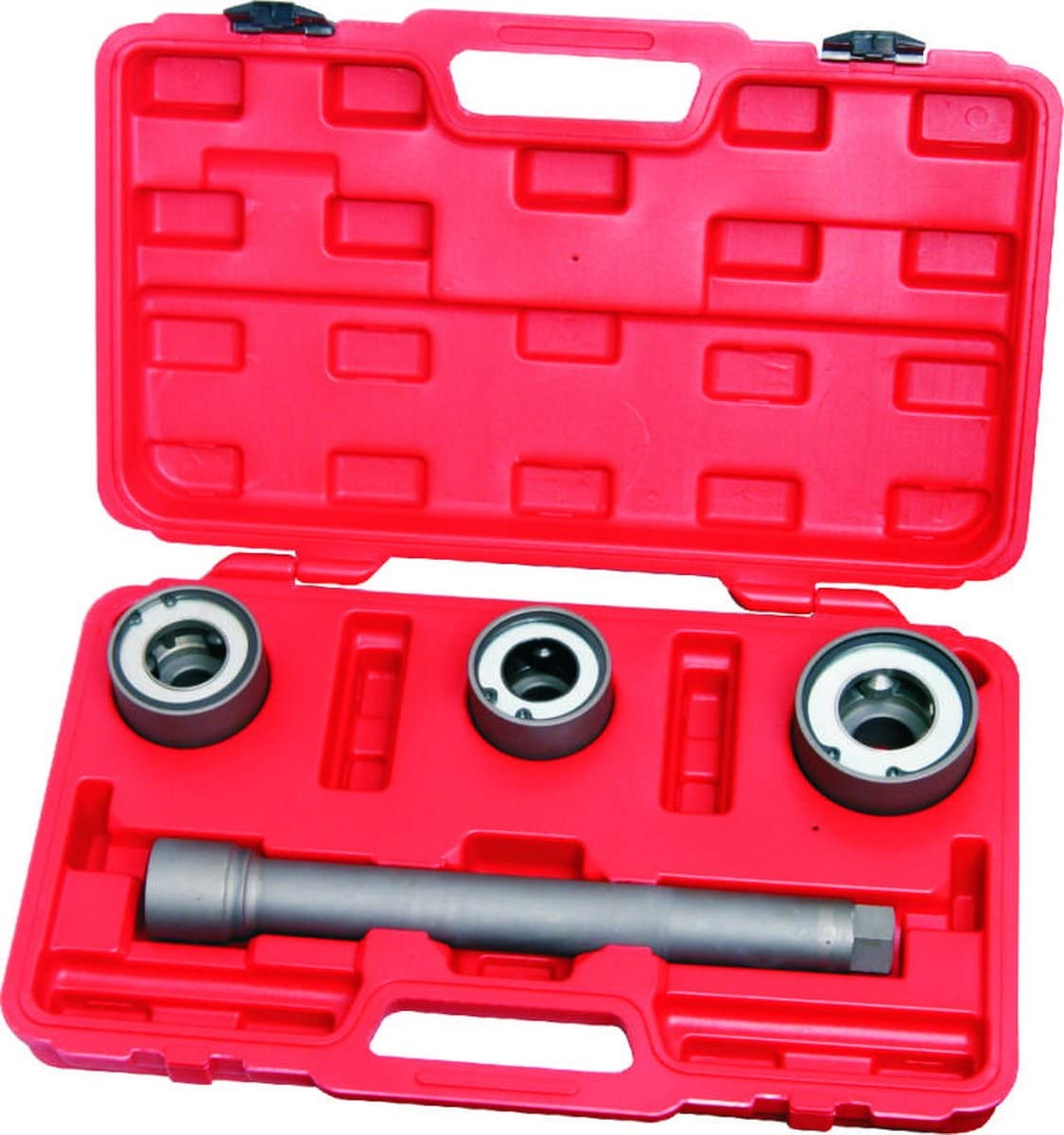 Inner Track Rod Tool 4pc Steering Rack Knuckle Tool Tie End Axial Joint Remova
