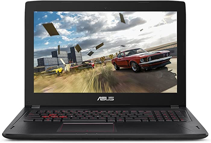 ASUS Gaming Thin and Light Laptop, 15.6-inch Full HD , Intel Core i7-7700HQ Processor, 16GB DDR4 RAM, 128GB SSD + 1TB HDD, GeForce GTX 1060 3GB, Windows 10 - FX502VM-AS73