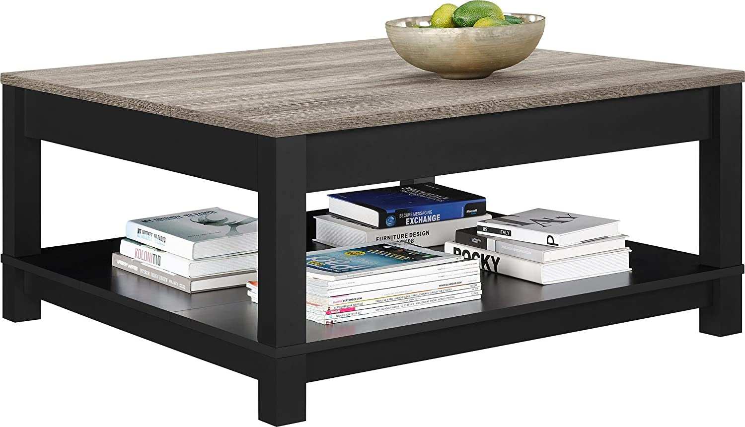 Altra Furniture Carver Best Coffee Table