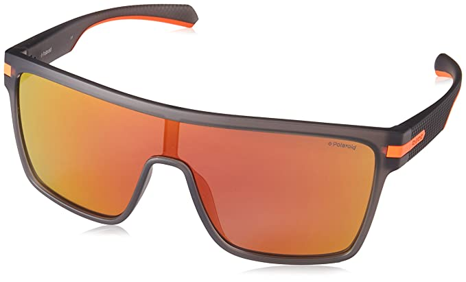 Polaroid Sunglasses Mens Pld 2064/s Polarized Shield Sunglasses, 99 mm