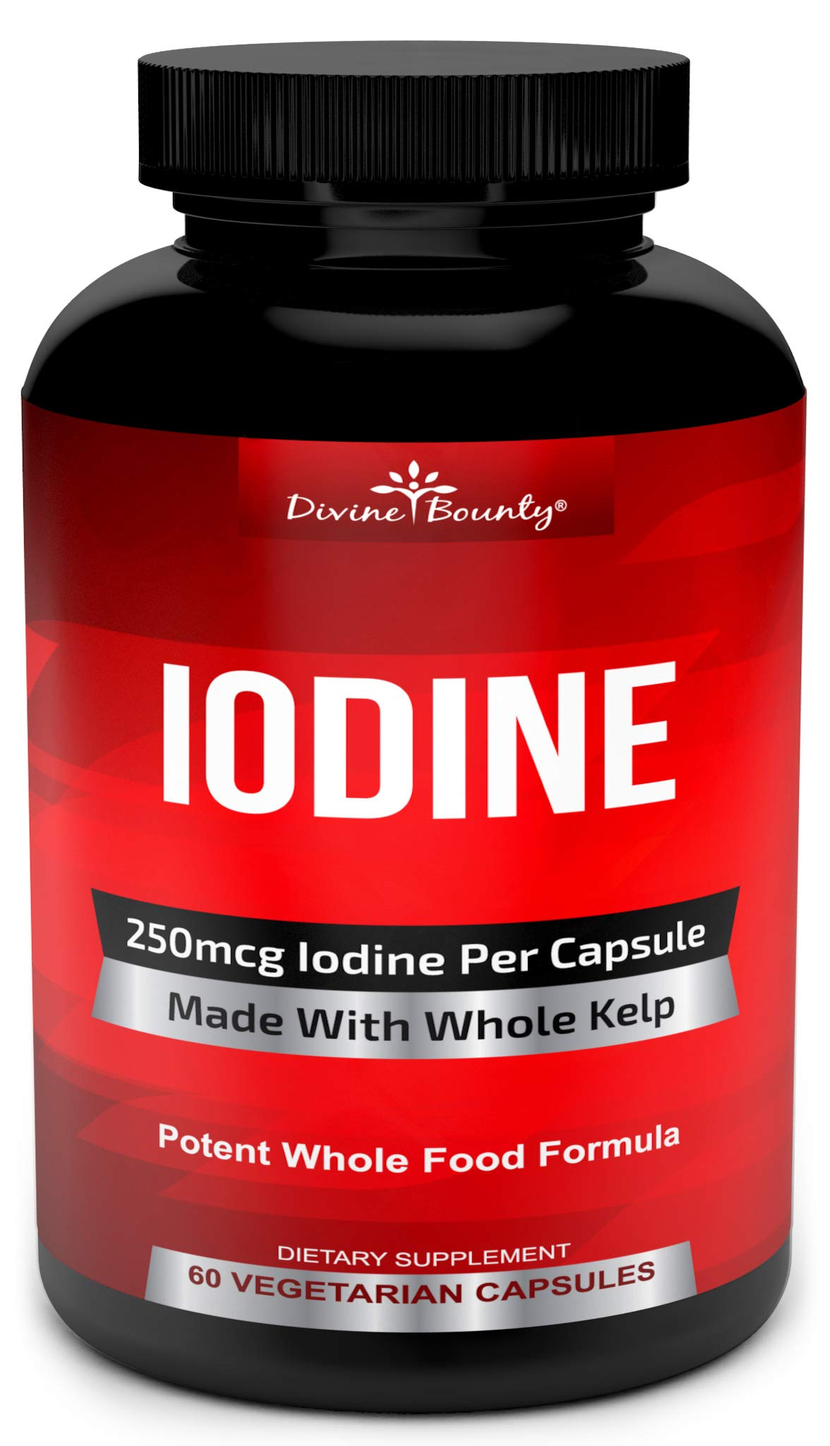 Iodine Supplement 250mcg