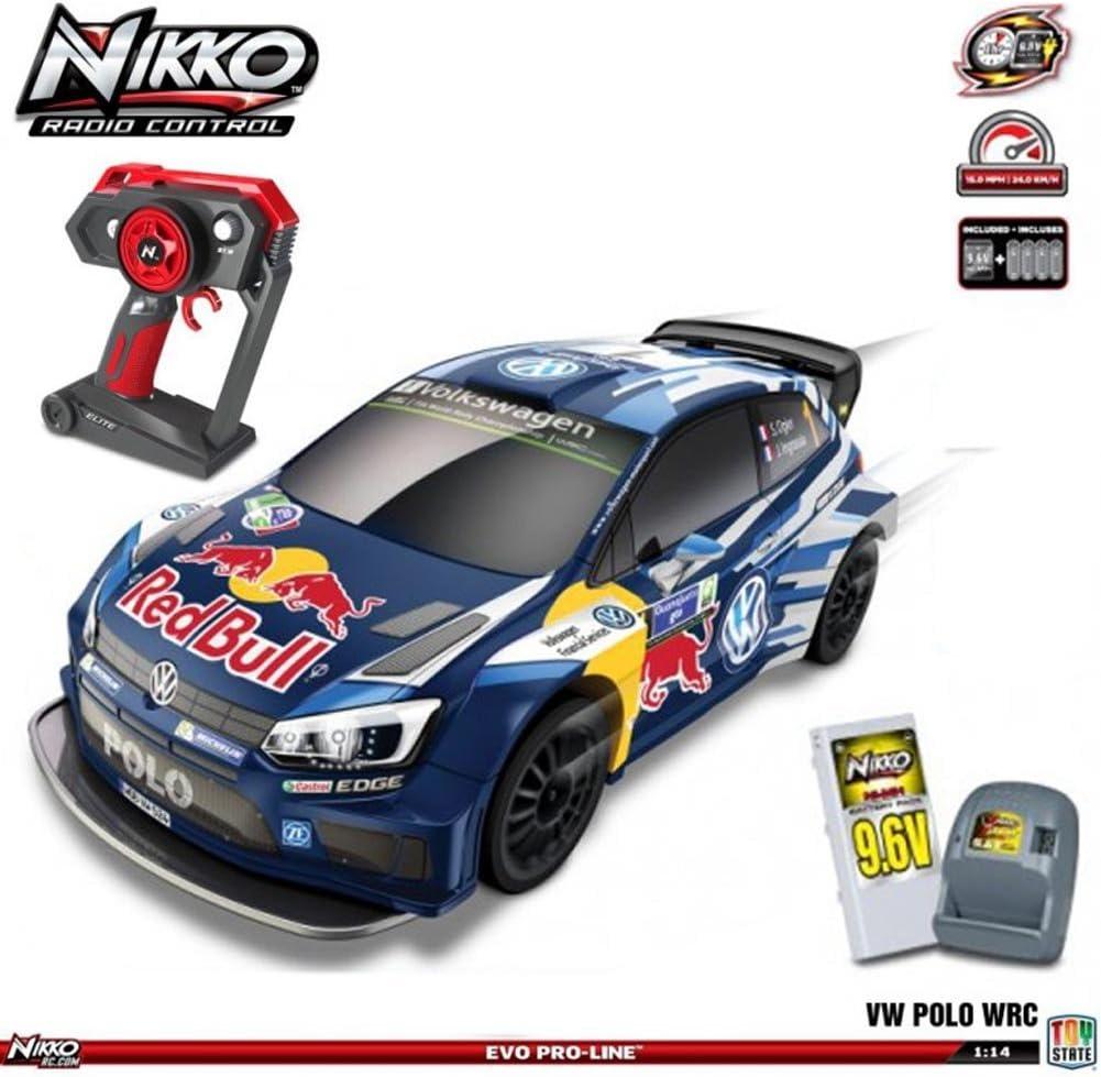 Grandi Giochi gg03116 – R/C 1/14 Volkswagen Polo WRC: Amazon.es ...
