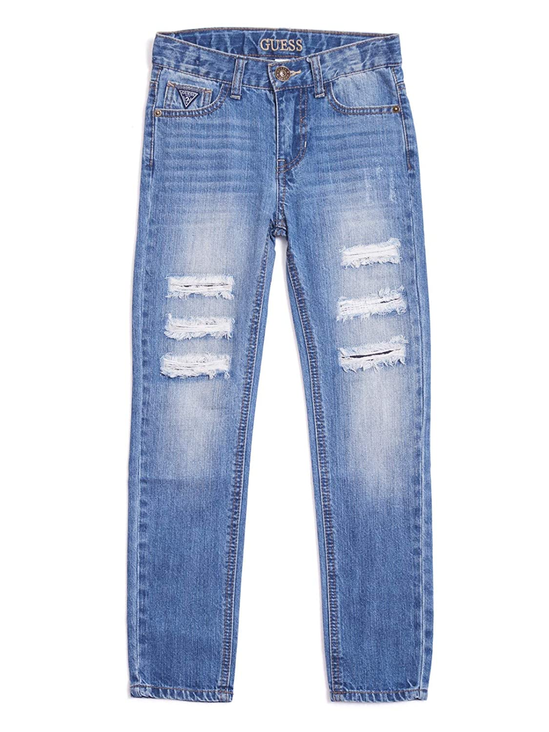 Guess Factory Lars Distressed Jeans (7-18) GuessFactory