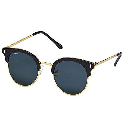 f73a762f230 Blue Planet Eyewear Skye Polarized Sunglasses - Women s Black  Onyx Gold Smoke Polarized