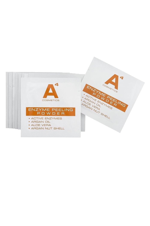 A4 - enzimas exfoliante Powder | anti-edad polvo para ...