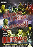 The Quatermass Collection: The Quatermass Experiment / Quatermass 2 / Quatermass & the Pit [Reino Unido] [DVD]