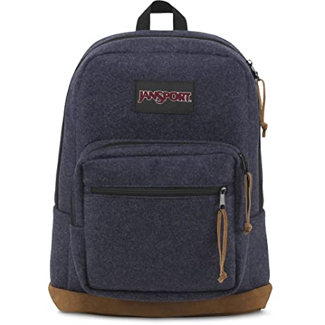 "8d0940f57 Jansport - Right Pack Digital Edition Student/Laptop Backpack, 18""H X  13"""