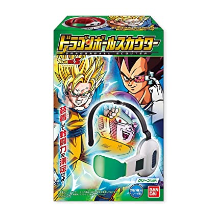 Bandai Tamashii Nations No Sound Version Dragon Ball Z Scouters (1 per Box)
