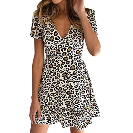 Leopard Pink Short Sleeve Maternity Solid Top Blouse Womens Bling Animal Print