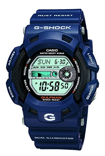 Casio G9100-2 Hombres Relojes