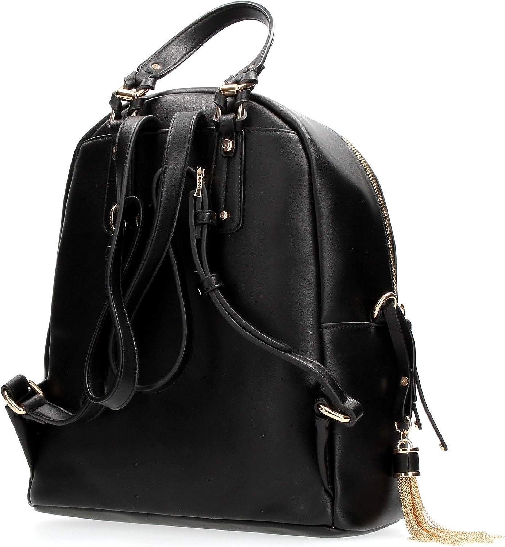 Liu Jo Borsa zaino Backpack in ecopelle nero BS20LJ120