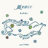 【ハイレゾ音源WAVファイル追加収録盤】hibiku 1stシングル「風を感じて」【CD-Extra】