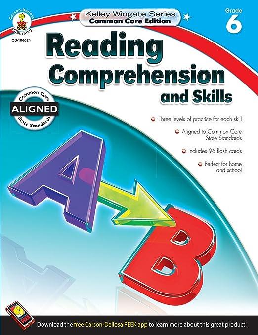 Reading Comprehension and Skills, Grade 4 (Kelley Wingate): Carson ...