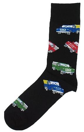 Land Rover Socks - Land Rover Gifts - Landrover socks - 4 x 4 Sock - 1 Pair Landrover socks: Amazon.co.uk: Clothing