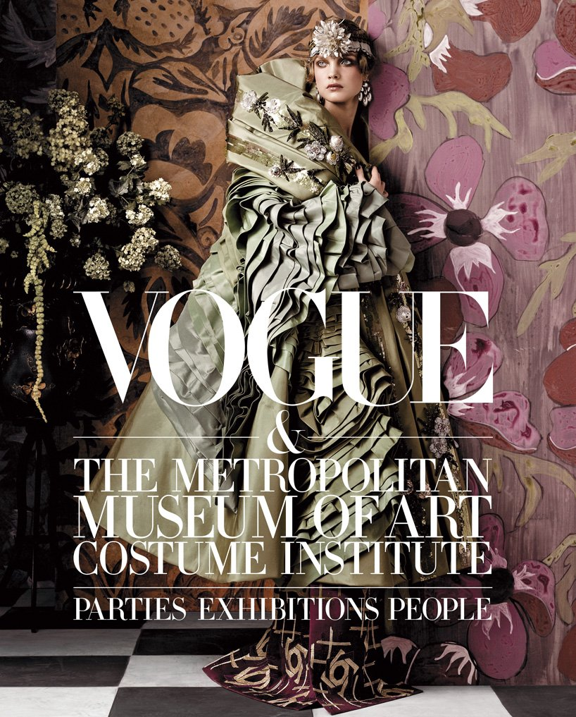 Vogue And The Metropolitan Museum Of Art Costume Institute Parties Exhibitions People Hamish Bowles Chloe Malle Anna Wintour Thomas P Campbell