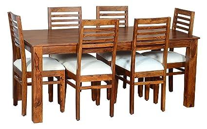 Jiya Creation Modern Style 6 Seater Rectangular Foldable