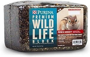 Purina Premium Wildlife Block Highly Palatable Power Nugget Supplement 20Lbs