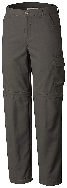 Columbia Boys/' Silver Ridge III Convertible Sun Pants Moisture Wicking