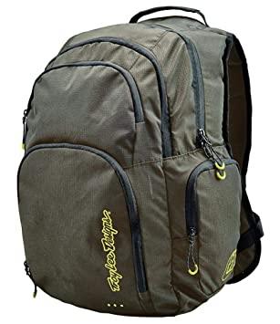 12118873cede Amazon.com  Troy Lee Designs Genesis Back Pack Solid Army Green